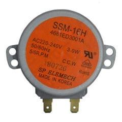 SSM-16H AC220-240V 3W 50/60Hz 4681ED3001A Turntable - 1pc