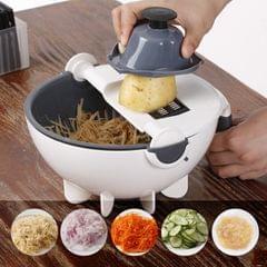 Vegetable Food Chopper Cutter Slicer Strainer 5