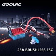 GoolRC S-25A 25A Brushless ESC Waterproof Electric Speed