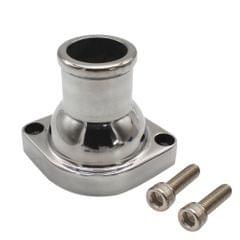 LS1 LS2 LS7 Polished Aluminum 90� Water Neck Swivel Snokle - 90 degree