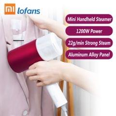 Xiaomi Lofans Handheld Steamer Iron Mini Cloth Steam Ironing