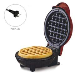 Mini Waffle Maker Breakfast Machine Non Stick Easy Clean - AU PLUG