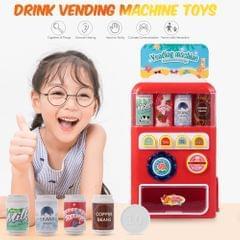 Vending Machine Toys Electronic Drink Machines Kids
