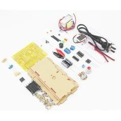 LM317 Adjustable Regulated Voltage 1.20V-12V 2W Power Supply - EU Plug