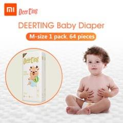 Xiaomi Youpin Baby Reusable Diaper Cotton Cloth Diapers Baby - M 1pack