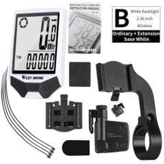 WEST BIKING Bike Computer Wireless Speedometer Odometer - 2