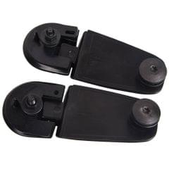 Rear Liftgate Glass Window Hinge Right & Left Replacement - 2Pcs
