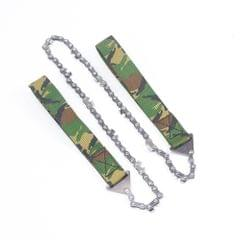 Survival Pocket Chain Camping Hiking Chainsaw Emergency