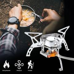 Outdoor G-as Stove Camping Folding G-as Burner Hiking - 1pc