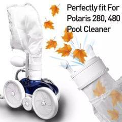 1Pcs Premium Swimming Pool Filter Bag Compatible Zipper Bags - 1PCS
