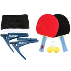 Ping Pong Paddle Set with Table Tennis Net Set For Indoor