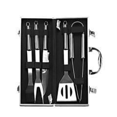 Barbecue Accessory Kit Grill Tool Set Versatile Portable