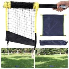 Portable Badminton Net Foldable Volleyball Tennis Badminton