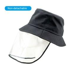 Droplets-proof Hat Full Face Cover Protective Cap Outdoor - Non-detachable