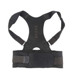 Magnetic Posture Corrector Adjustable Back Shoulder Waist - XXL