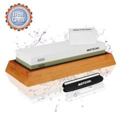 1000/6000 Grits Double-Sided Knife Sharpening Stone - Pack of 1