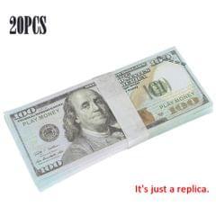 Replica 20PCS Dollar Bill Souvenir Banknote Commemorative - 3