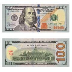 Replica 100PCS Dollar Bill Souvenir Banknote Commemorative - 2