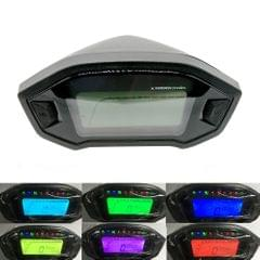 Seven Colour Backlight Monkey LCD  Meter  Modified - 0.2m x0.1m x0.05m