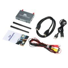 PVT 898 5G / 2.4G Car WiFi Display Dongle Receiver Linux