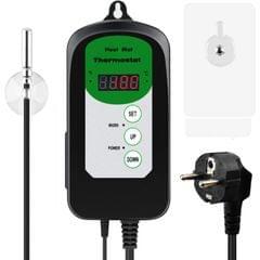 Digital Temperature Control Sensor Regulator Heating Plant - EU Plug
