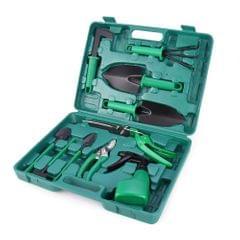 Garden Tool Set 10pcs Stainless Steel Garden Tool Kit with
