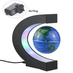 """3"""" Magne-tic Levitation Floating Globe with C-Shaped Based - AU Plug"""
