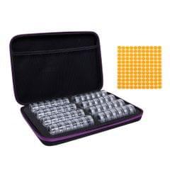 48 Slots Diamond Storage Box Pattern Design Diamond