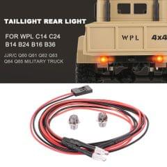 Taillight Rear Light for WPL C14 C24 B14 B24 B16 B36 JJR/C