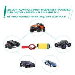 LED Light Control Switch Panel System Turn On/Off Breath