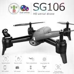 SG106 Optical Flow Drone with Dual Camera 4K Wide Angle Wifi