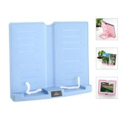 Portable Book Stand Adjustable 6 Angles Book Document Holder