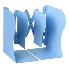 Retractable Bookends Metal Book Ends Decorative Binder
