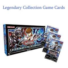 Yu-Gi-Oh! Legendary Collection Kaiba Game Cards 153pcs Cards