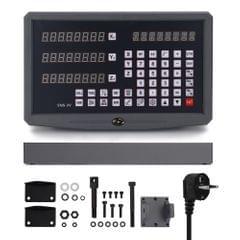 Grating CNC Milling Digital Readout Display Milling Machine - EU 3