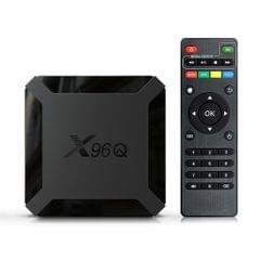 X96Q TV Box Android 10.0 Allwinner H313 Quad Core ARM Cortex - AU-8G