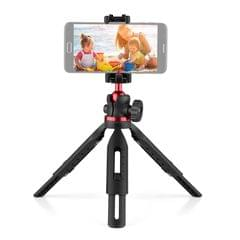 Phone Table Tripod Stand Height Adjustable 360� Horizontal