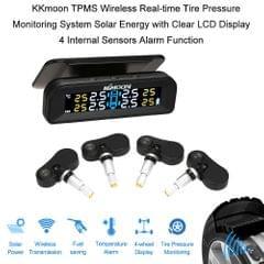 TOMTOP TPMS Tire Pressure Monitoring System Wireless - Internal Sensors