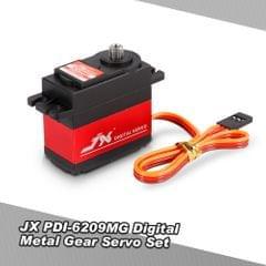 JX PDI-6209MG 4.8V-6V 0.13sec/60� 9.35kg Digital Metal Servo