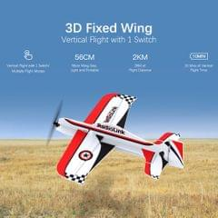 Radiolink A560 560mm Wingspan Airplane 3D PP Fixed Wing RC