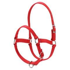 6MM Thickened Horse Head Collar Adjustable Safety Halter - L
