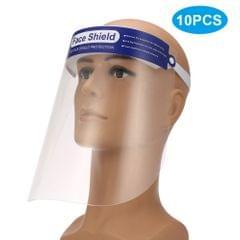 10PCS Protective Face Mask Anti-spitting Isolation Face - 10