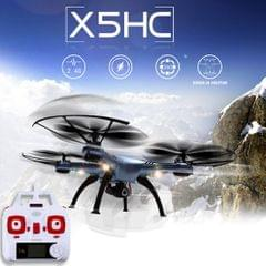 SYMA X5HC 4-Channel 2.4GHz Radio Control Quadcopter with 2.0MP HD Camera & LED Light (Dark Blue)