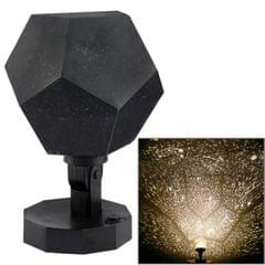 Star Sky Projection Light, Edificatory DIY Seasonal (Black)