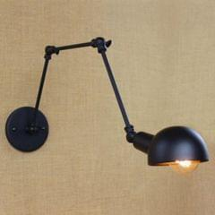 Simple Creative Retro Wall Lamp Outdoor Antique Industrial Wrought Iron Bedroom Lamp