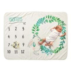 100x72cm Newborn Photography Blanket (Bunny)