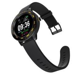 S18 1.3 inch TFT Screen IP67 Waterproof Smart Watch Bracelet, Support Sleep Monitor / Heart Rate Monitor / Blood Pressure Monitoring (Black Yellow)