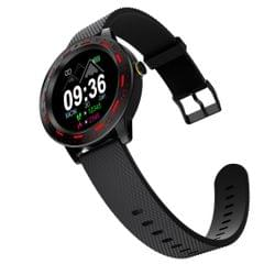 S18 1.3 inch TFT Screen IP67 Waterproof Smart Watch Bracelet, Support Sleep Monitor / Heart Rate Monitor / Blood Pressure Monitoring (Black Red)