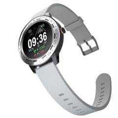 S18 1.3 inch TFT Screen IP67 Waterproof Smart Watch Bracelet, Support Sleep Monitor / Heart Rate Monitor / Blood Pressure Monitoring (Silver Grey)