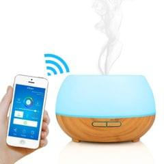DT-1520YN 300ml Smart Wi-Fi Ultrasonic Aroma Diffuser Cool Mist Humidifier APP Remote Control Voice Control with Colorful LED Light and Auto Shut-off